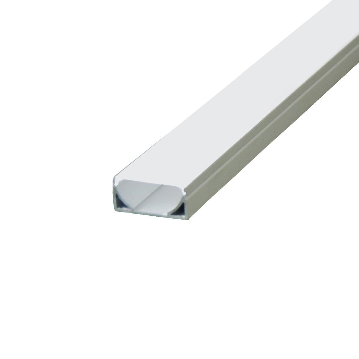 PERFIL SOBREPOR 27MM 2 METROS DIVERSAS CORES - i9 LED