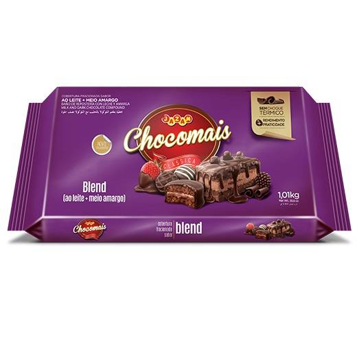 Chocomais Blend - 1,01kg - Jazam Alimentos