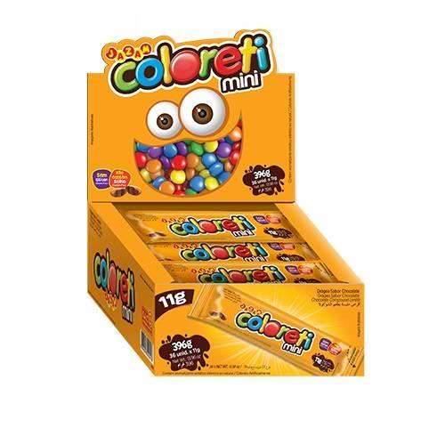 Coloreti 396g - Jazam Alimentos
