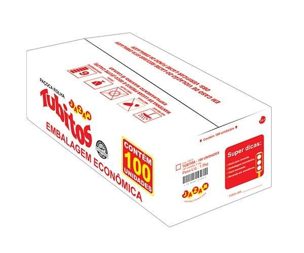Tubitos 1,5kg - Jazam Alimentos