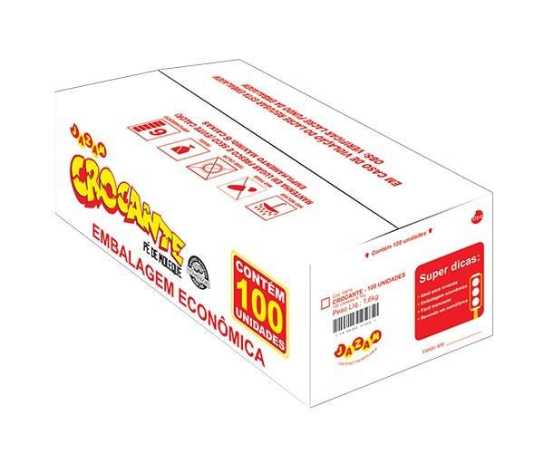 Crocante 1,6kg - Jazam Alimentos