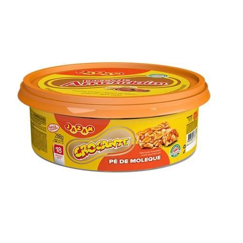 Crocante Pote 288g - Jazam Alimentos