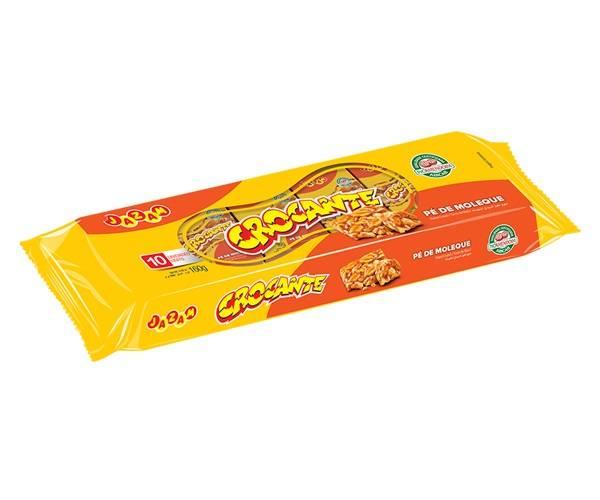 Crocante SM 170g - Jazam Alimentos