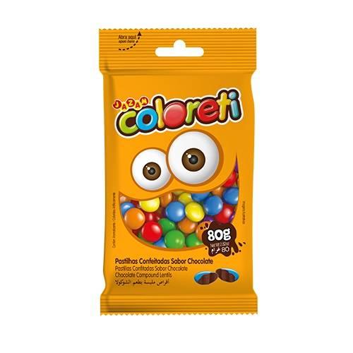 Coloreti 80g - Jazam Alimentos