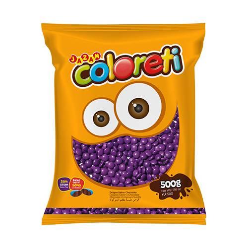 Coloreti Lilás 500g - Jazam Alimentos