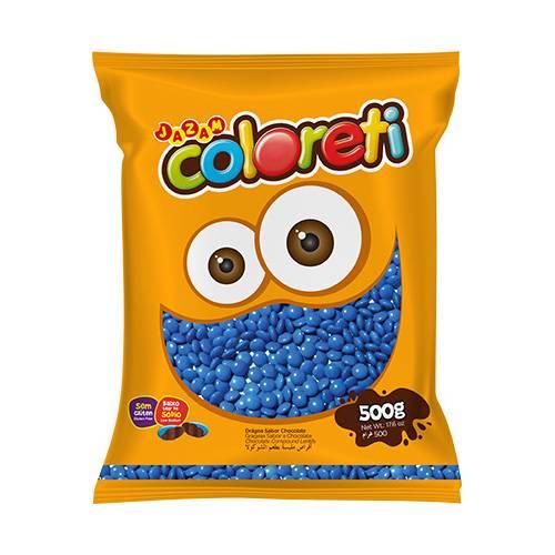 Coloreti Azul 500g - Jazam Alimentos