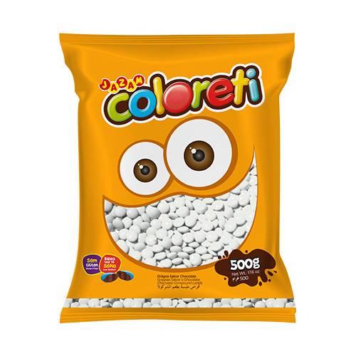 Coloreti Branco 500g - Jazam Alimentos