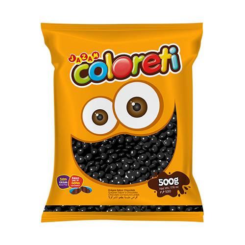 Coloreti Preto 500g - Jazam Alimentos