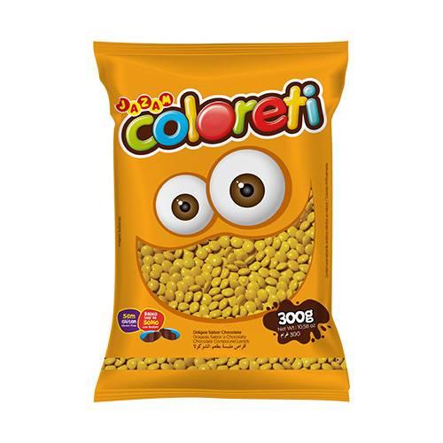 Coloreti Amarelo 300g - Jazam Alimentos