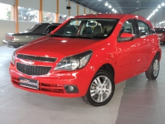 Chevrolet agile hatch ltz 1.4 8v flex 4p