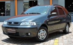 Fiat palio weekend elx 1.0mpi 16v fire 4p