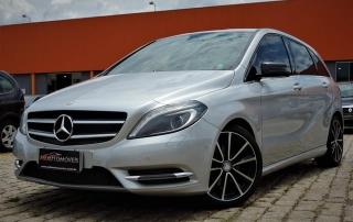 Mercedesbenz b200 1.6 sport turbo gasolina 4p aut