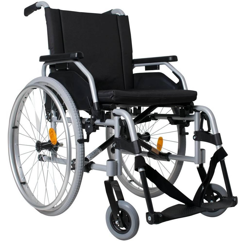 Cadeira de rodas Start M1 Ottobock - Soft Care Produtos Médicos