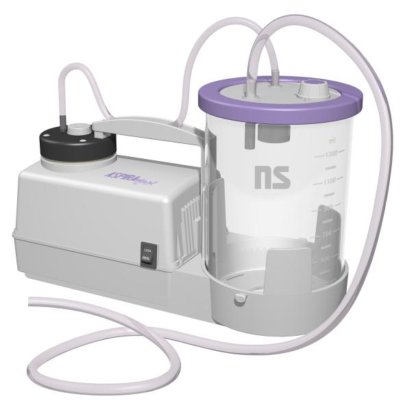 Aspirador Clínico Aspiramax - Soft Care Produtos Médicos