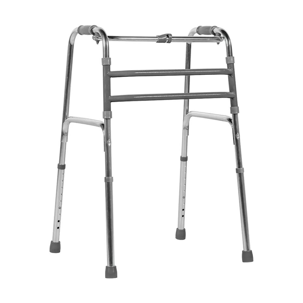 Andador Alumínio Articulado Adulto Mercur - Soft Care Produtos Médicos