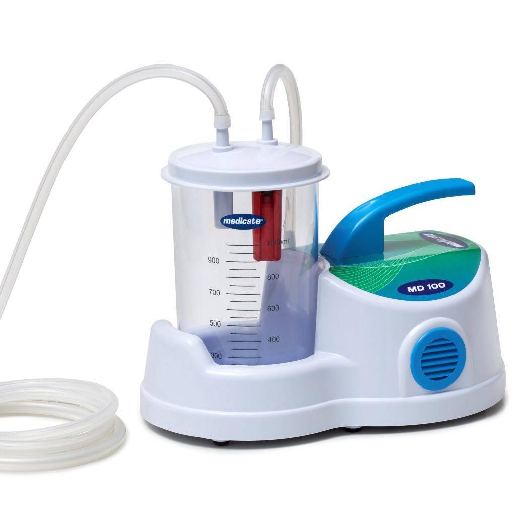 Aspirador Medicate  - Soft Care Produtos Médicos