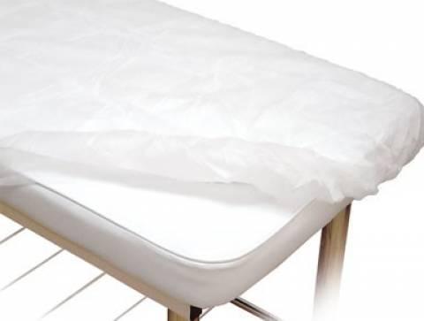 Lençol Descartável Elástico 2,10 x 0,90m com 10un  - Soft Care Produtos Médicos