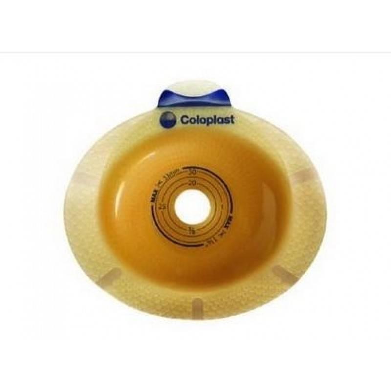Placa Colostomia Sensura Convex Coloplast - Soft Care Produtos Médicos