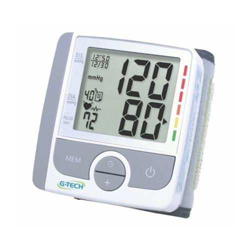 APARELHO PRESSAO DIGITAL PULSO AUT. G-TECH BPGP300-S - Soft Care Produtos Médicos