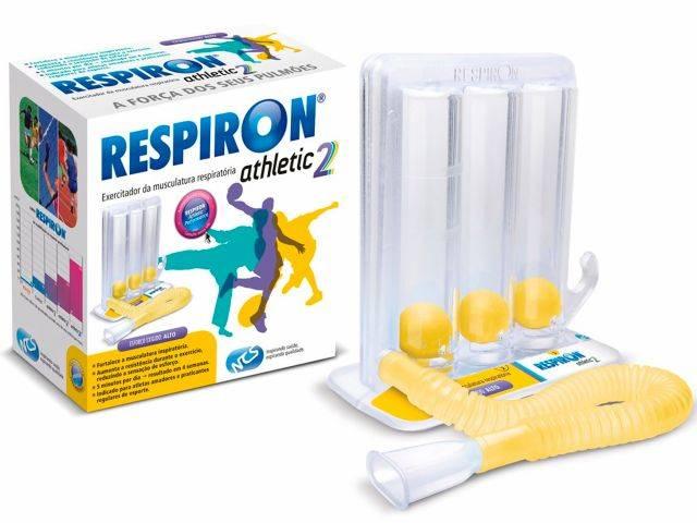 Respiron Athletic II - Soft Care Produtos Médicos