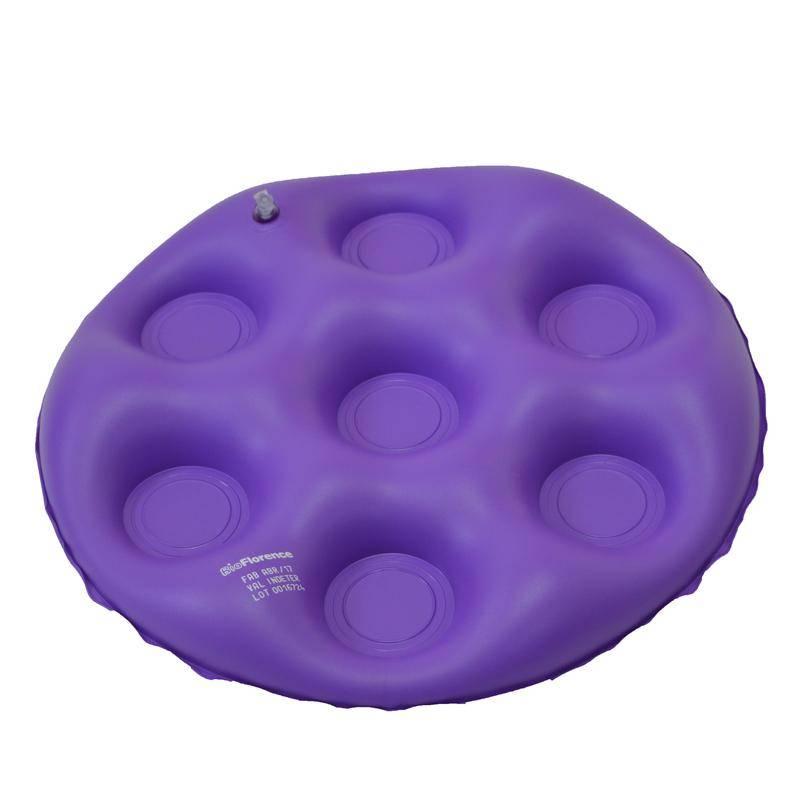 Almofada Inflável Redonda Caixa de ovo  - Soft Care Produtos Médicos