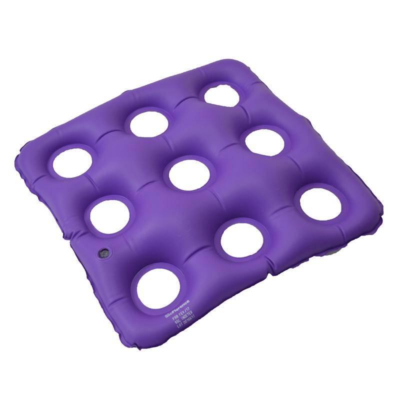 Almofada Inflável Quadrada Caixa de Ovo Aberta - Soft Care Produtos Médicos