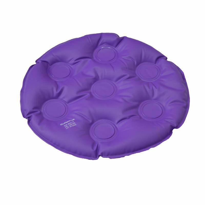 Almofada Gel Redonda Caixa de Ovo   - Soft Care Produtos Médicos