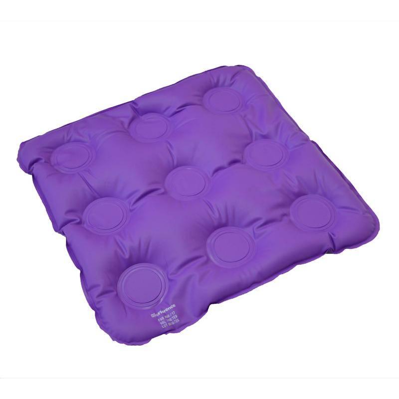 Almofada Gel Quadrada Caixa de Ovo  - Soft Care Produtos Médicos