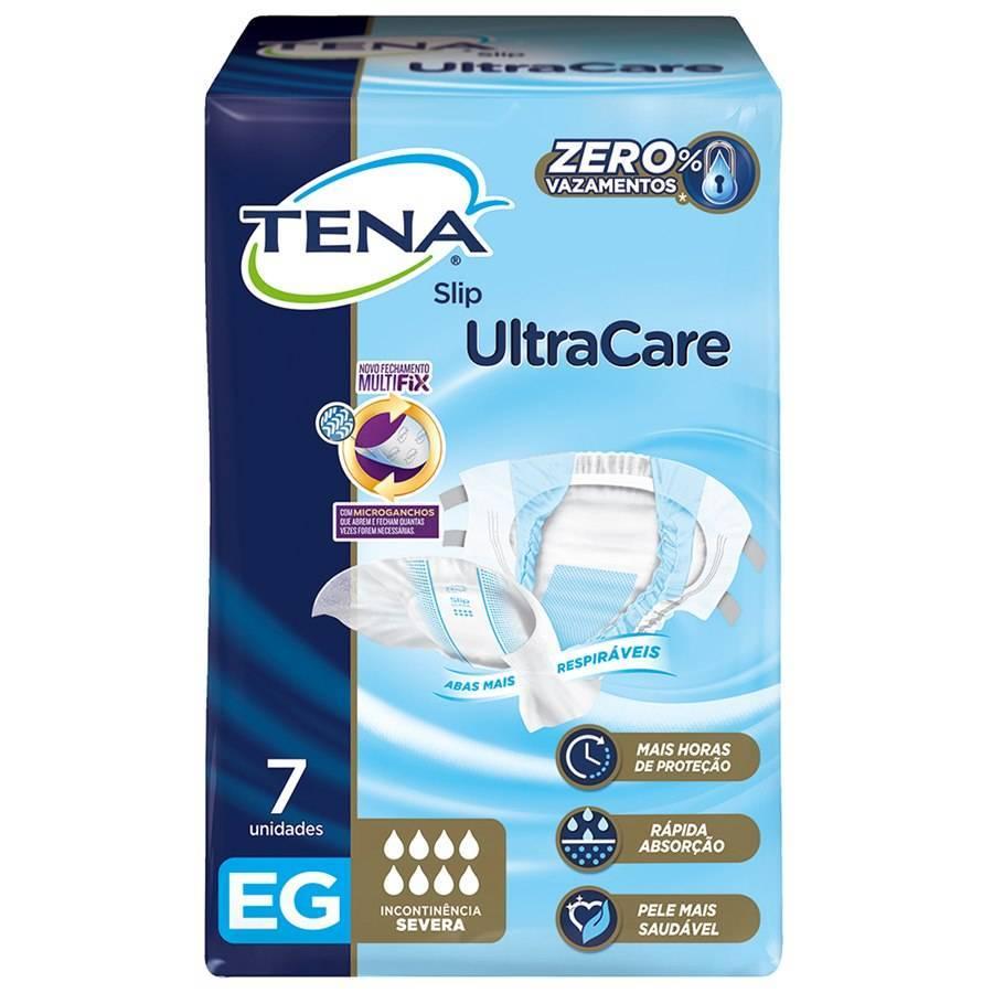 Fralda Tena Slip UltraCare - Soft Care Produtos Médicos