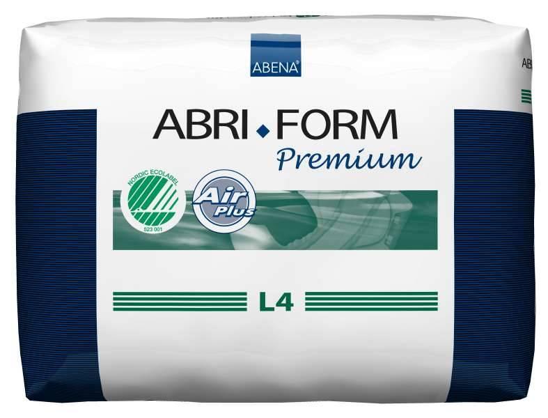 Fralda Abri-Form Premium ABENA - Soft Care Produtos Médicos