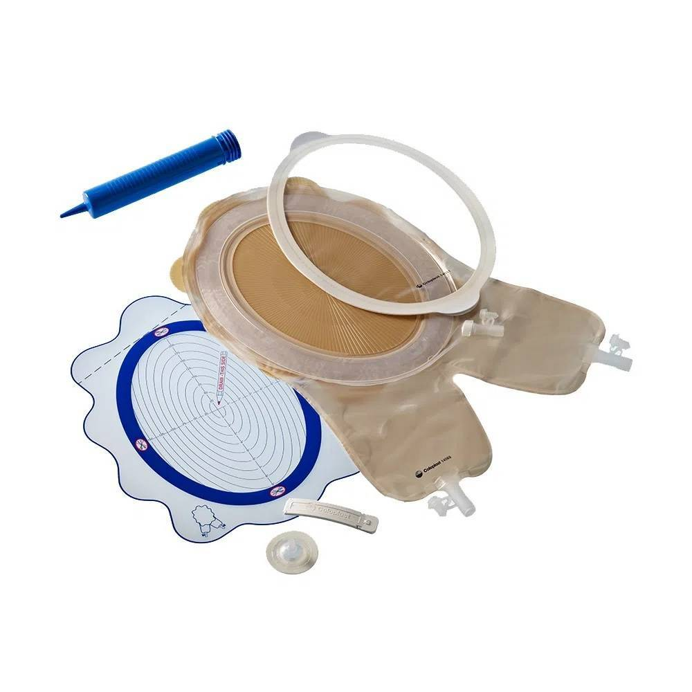 Kit Sistema Fístula Coloplast - Soft Care Produtos Médicos