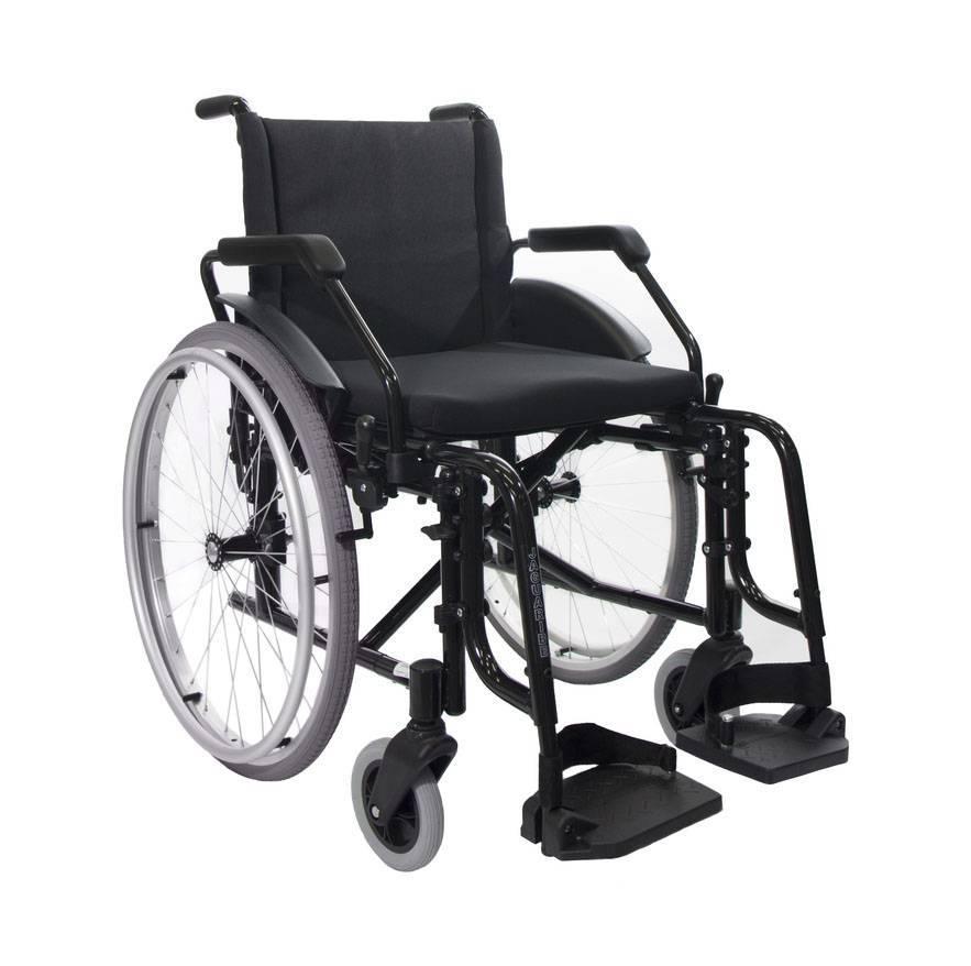 Cadeira de Rodas Alumínio Fit Jaguaribe  - Soft Care Produtos Médicos
