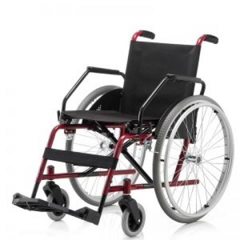 Cadeira de Rodas Aço Cantu Jaguaribe  - Soft Care Produtos Médicos