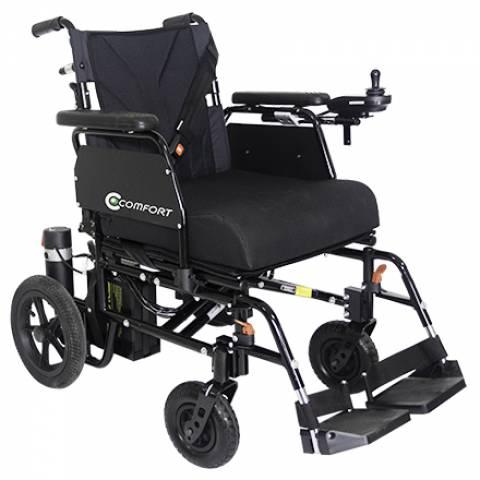 Cadeira de Rodas Motorizadas  Confort Praxis - Soft Care Produtos Médicos