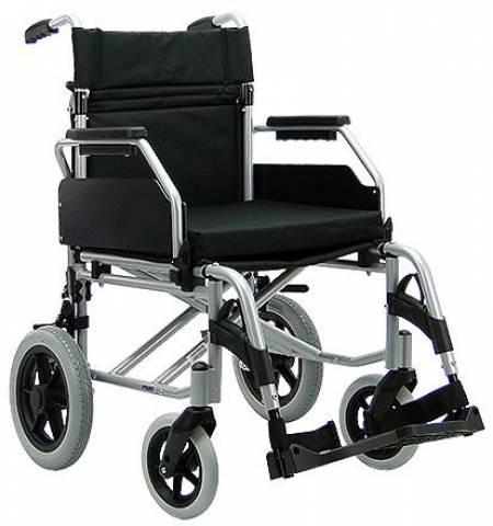 Cadeira de Rodas Aço Serie Europa - Barcelona  PRAXIS  - Soft Care Produtos Médicos