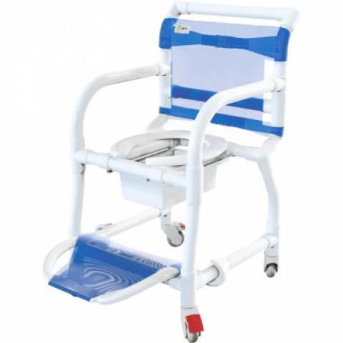 Cadeira de Banho PVC Carcilife 310CL - Soft Care Produtos Médicos