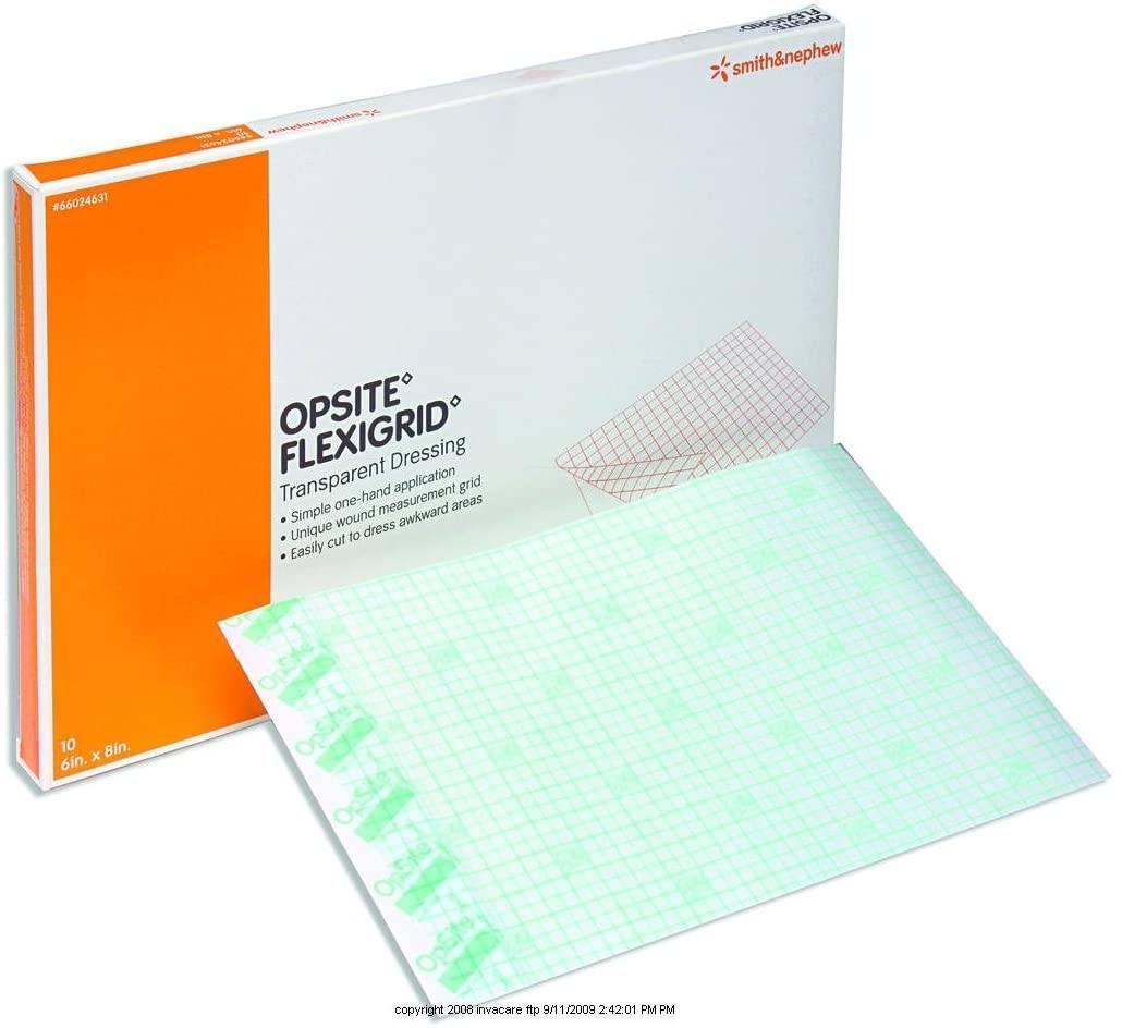 Opsite Flexigrid - Soft Care Produtos Médicos