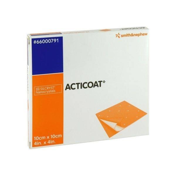 Acticoat - Soft Care Produtos Médicos