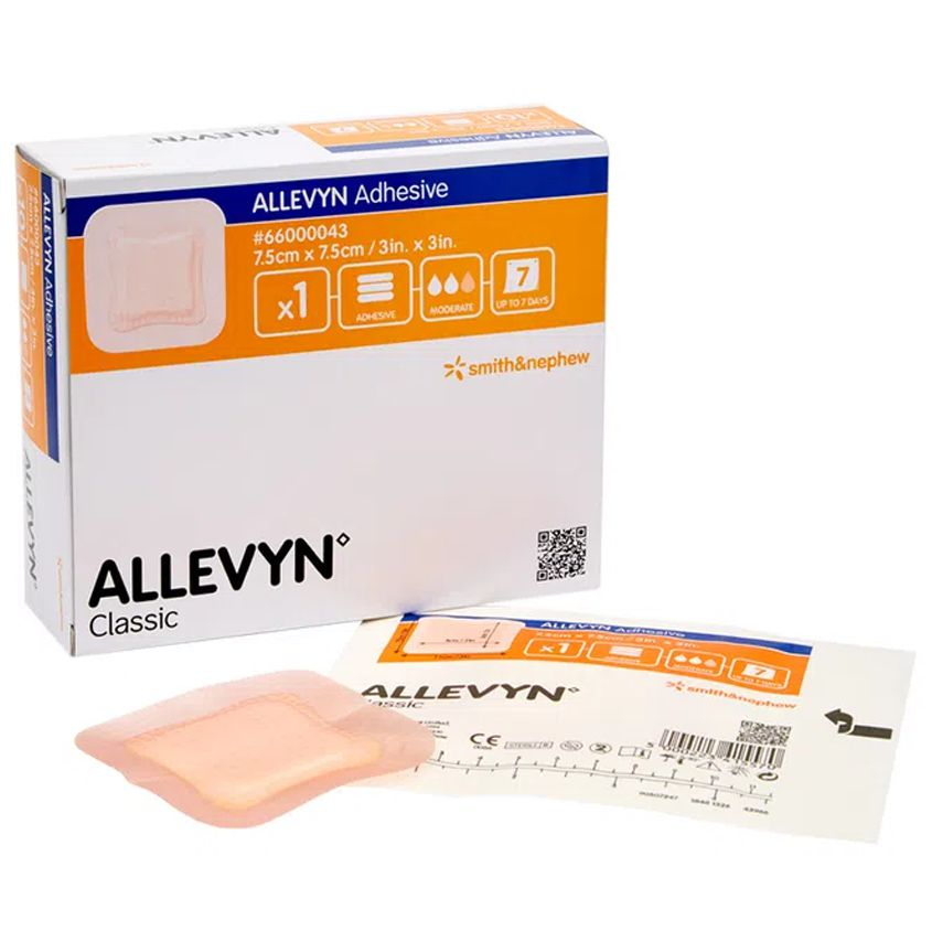 Allevyn Adesivo - Soft Care Produtos Médicos