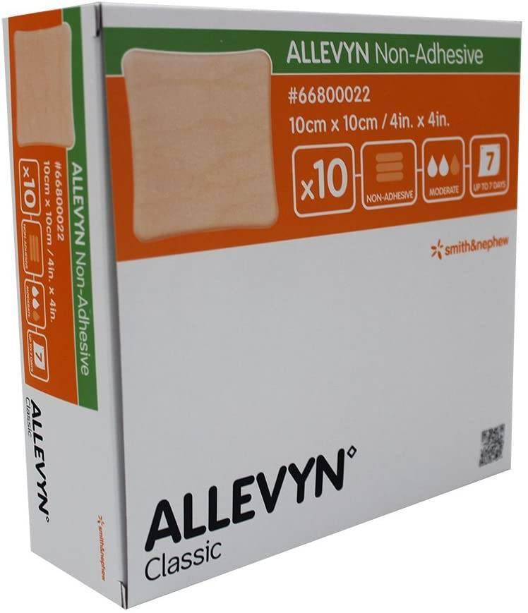 Allevyn Non Adhesivo - Soft Care Produtos Médicos