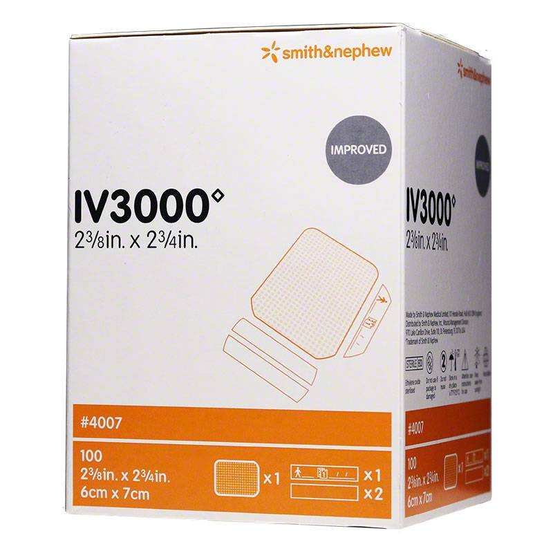 IV 3000 - Soft Care Produtos Médicos