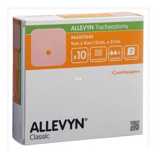 Allevyn Traqueostomia 9cm x 9cm - Soft Care Produtos Médicos