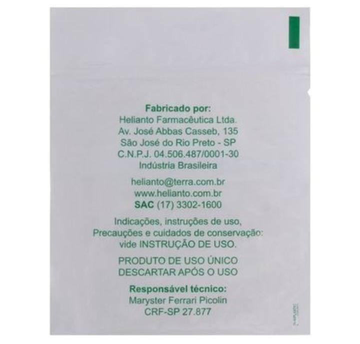 AGE Compressa Agederm - Soft Care Produtos Médicos
