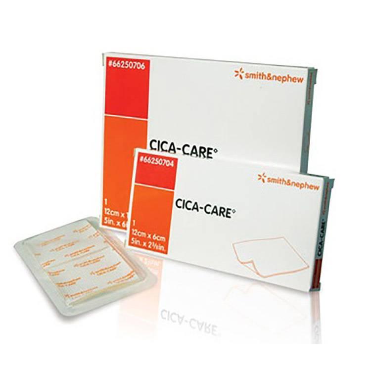 Cica-Care Silicone - Soft Care Produtos Médicos