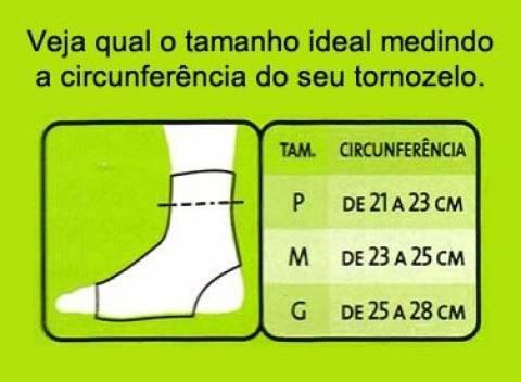 Imobilizador para Tornozelo - Soft Care Produtos Médicos