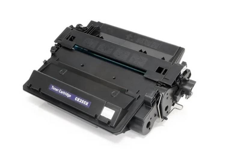 CARTUCHO DE TONER PRETO PARA HP LJ P3015 / CE255X KATUN SELECT 12.5K - PRINTER DO BRASIL