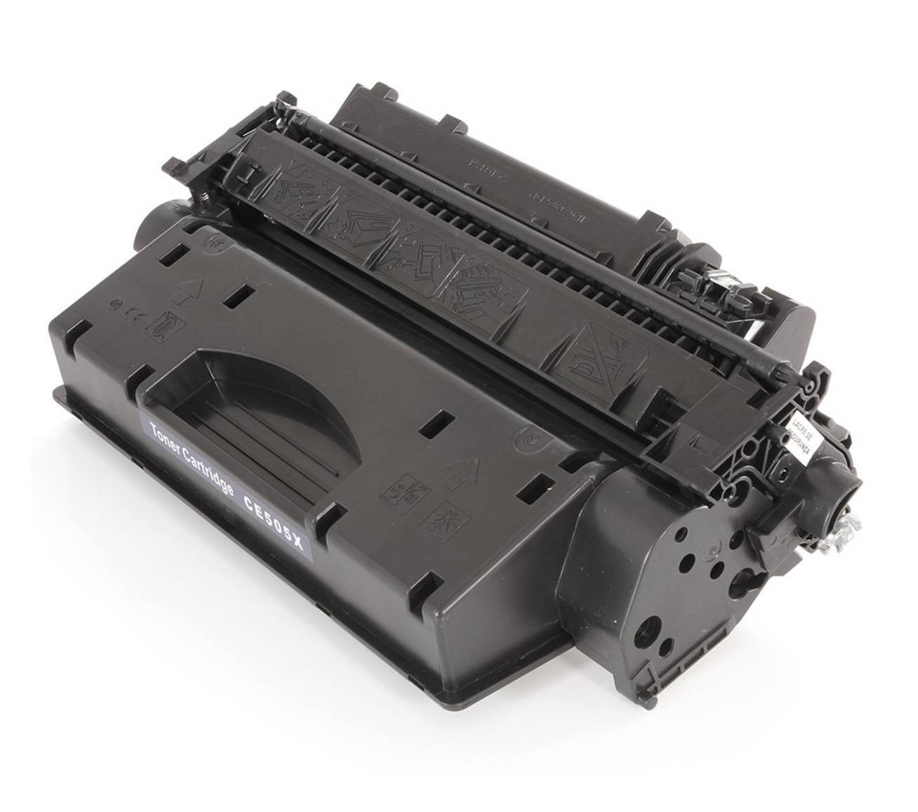 CARTUCHO DE TONER PRETO PARA HP LJ P2055 / CE505X KATUN SELECT 6.9K - PRINTER DO BRASIL