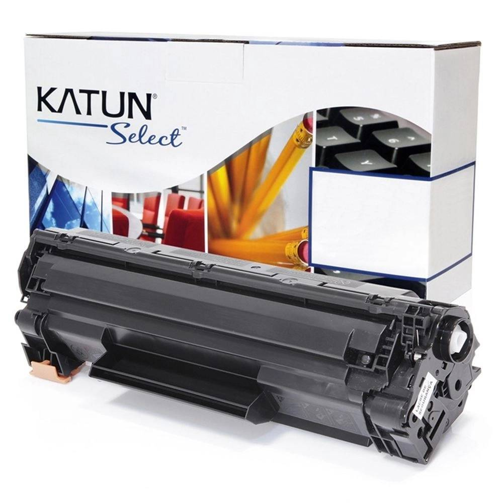 CARTUCHO DE TONER PRETO PARA HP LJ PRO M201 /CF283A KATUN SELECT 1.5 - PRINTER DO BRASIL