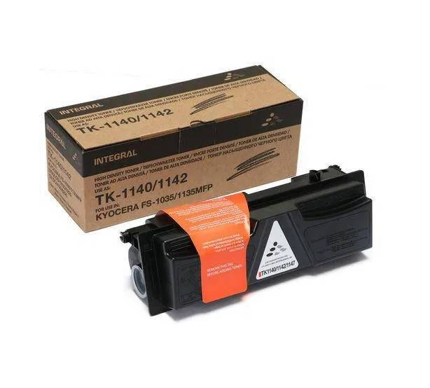 CARTUCHO DE TONER PRETO PARA KYOCERA M2035 / FS-1035 TK-1147 INTEGRAL - PRINTER DO BRASIL