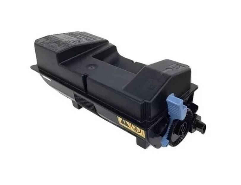CARTUCHO DE TONER PRETO PARA KYOCERA M3655 / P3055 - TK3182 INTEGRAL - PRINTER DO BRASIL
